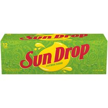 Sun Drop Soda Cool Pack
