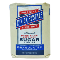 Dixie Crystals Granulated Pure Cane Sugar