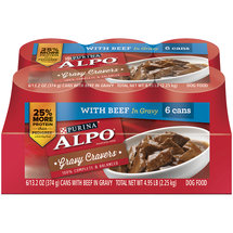 Alpo Prime Slices Beef Flavored Dog Food