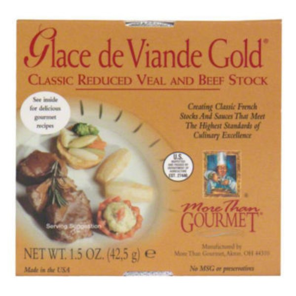 More Than Gourmet Glace De Viande Veal & Beef Stock