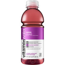 Glaceau Vitaminwater Revive Fruit Punch Vitaminwater