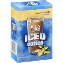 Hills Bros French Vanilla Iced Coffee