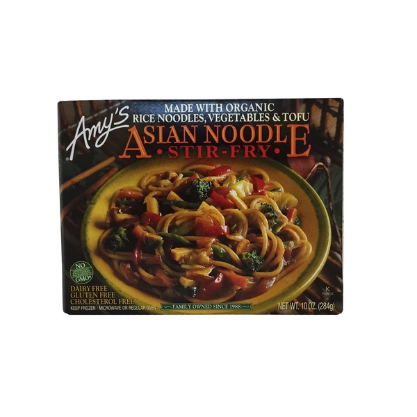 Amy's Asian Noodle, Stir Fry