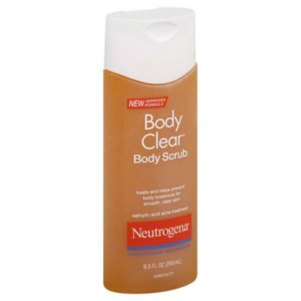 Neutrogena® Body Scrub Body Clear®