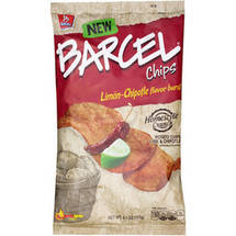 Barcel Limon-Chipotle Flavor Burst Potato Chips