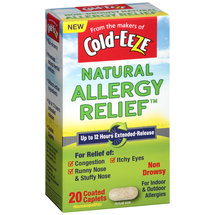 Cold-EEZE Natural Allergy Relief