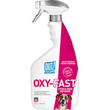 OUT! Oxy Stain & Odor Remover Spray