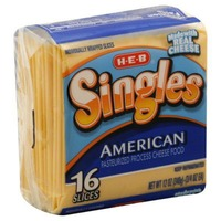 H-E-B American Cheese Slices