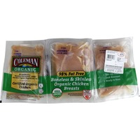 Coleman's Organic Boneless Skinless Chicken Breast
