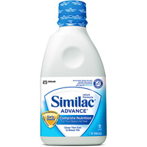 Similac Advance 1QT Ready-to-Feed