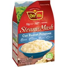 Ore-Ida Steam n' Mash Cut Russet Potatoes
