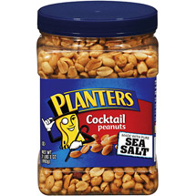 Planters Party Size Cocktail Peanuts