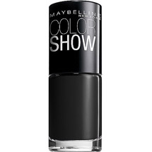 Maybelline Color Show Nail Polish Onyx Rush