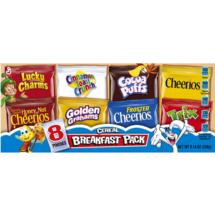 General Mills Breakfast Pack