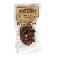 Whittington's Hot And Spicy Turkey Jerky