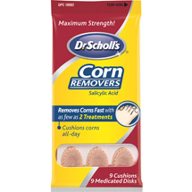 Dr Scholl's Medicated with Comfortplus Cushioning Corn Removers