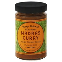Maya Kaimal Madras Curry Spicy Indian Simmer Sauce