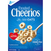 Frosted Cheerios Gluten Free Cereal