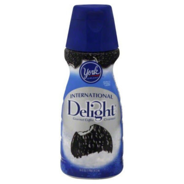 International Delight York Coffee Creamer