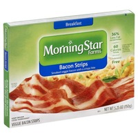 Morning Star Farms Bacon Strips Veggie Breakfast