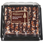 The Bakery Signature Peanut Butter Brownie