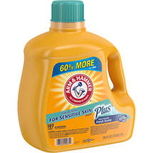 Arm & Hammer Plus Fresh Scent Detergent