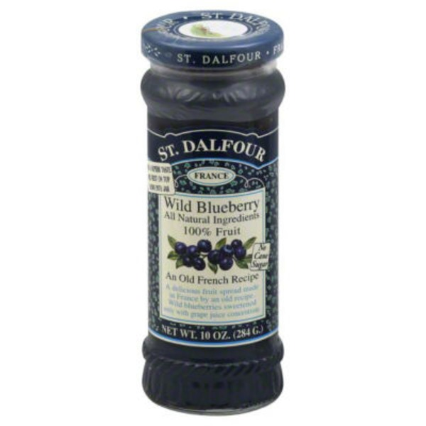 St. Dalfour Wild Blueberry Fruit Spread