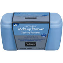 Neutrogena(R) Vanity Make-Up Remover Cleansing Towelettes