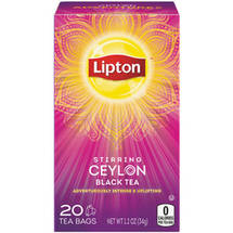 Lipton Stirring Ceylon Black Tea