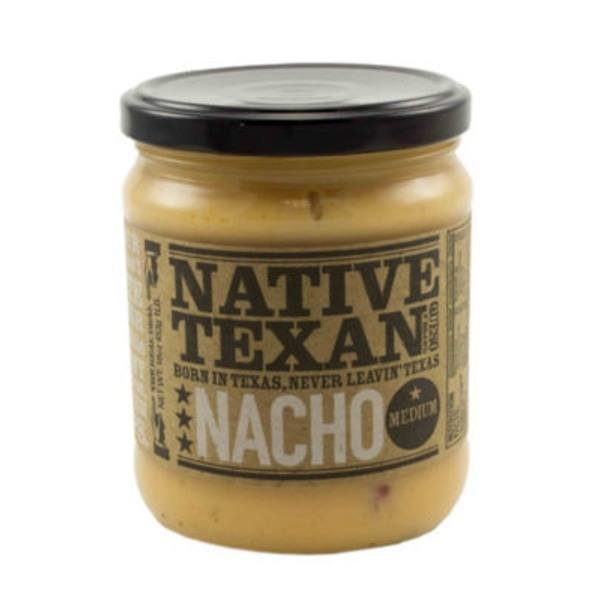 Native Texan Medium Nacho Queso