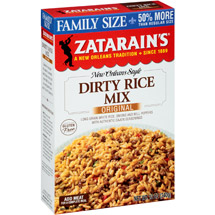 Zatarain's New Orleans Style Dirty Rice Mix