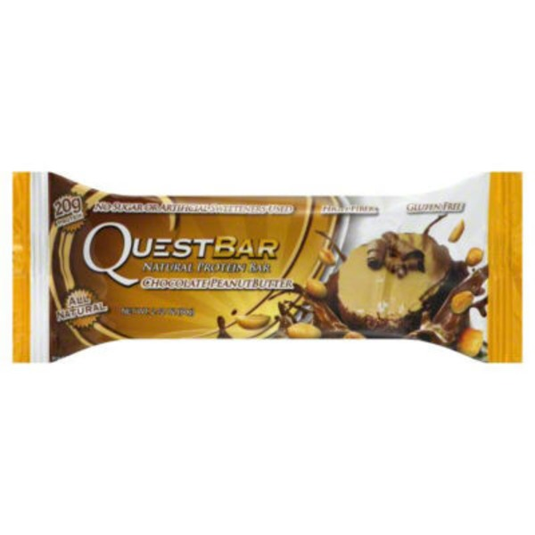 QuestBar Protein Bar Chocolate Peanut Butter
