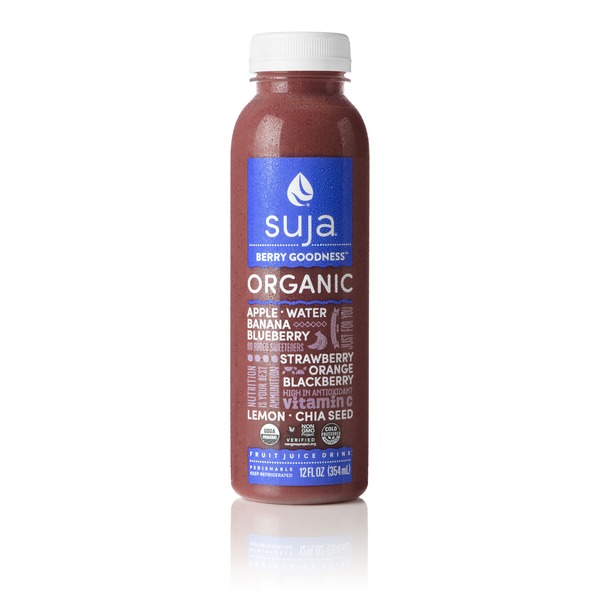 Suja Organic Fruit Juice Drink Berry Goodness