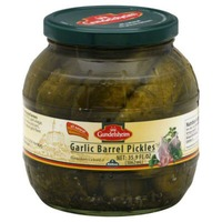 Kiihne Garlic Barrel Pickles