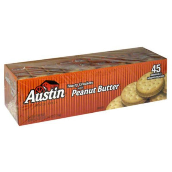 Austin Peanut Butter Cracker