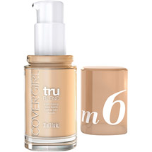 CoverGirl TruBlend Liquid Makeup PERFECT BEIGE M-6