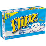 Flipz White Fudge Chocolate Mini Pretzels