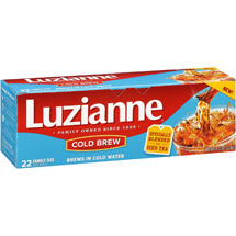 Luzianne Cold Brew Tea Bags