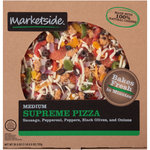 Marketside 12 Inch Supreme Traditional Crust Pizza