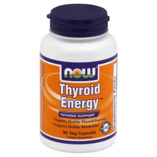 Now Thyroid Energy V-Caps