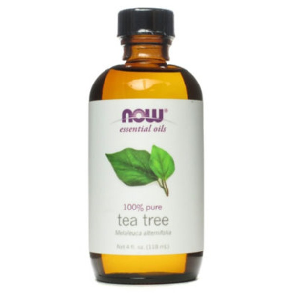 Now 100% Pure Tea Tree Oil