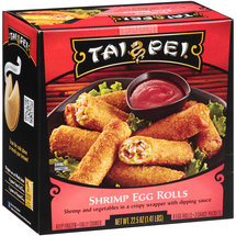 Tai Pei Shrimp Egg Rolls