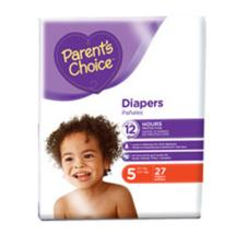 Parent's Choice Diapers Size 5