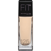 Maybelline New York Fit Me Foundation Nude beige 125