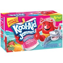Kool-Aid Jammers Sharkleberry Fin Flavored Drink