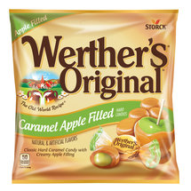 Werthers Caramel Apple Filled Hard Candies