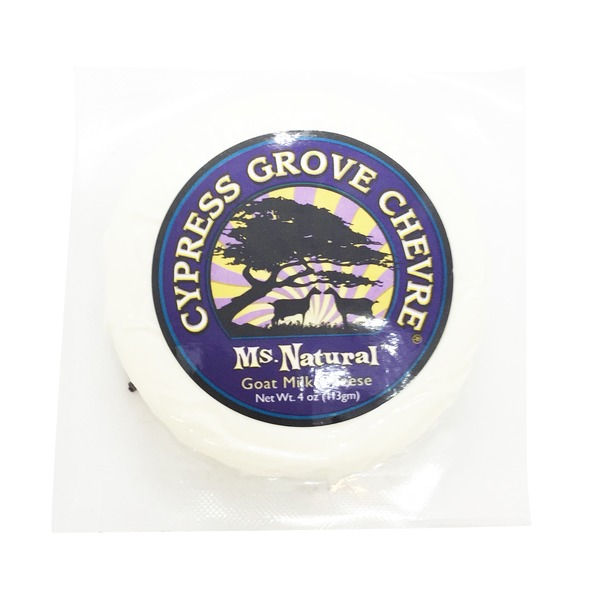 Cypress Grove Chevre Flash Back Mrs Natural Disks