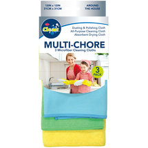 Ritz Clean Multi-Chore Microfiber Cleaning Cloths