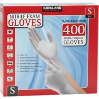 Kirkland Signature Small Nitrile Exam Gloves