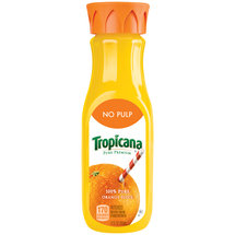 Tropicana Pure Premium No Pulp 100% Orange Juice